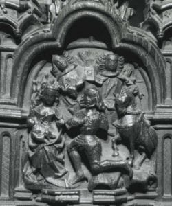 St George before Virgin