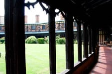 The Horseshoe Cloister - College of St George