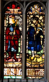The West Window - St Georges Chapel