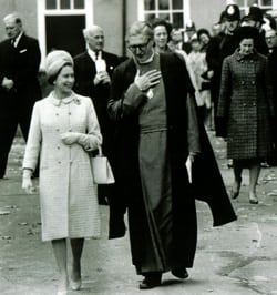 The opening of St George's House in 1966