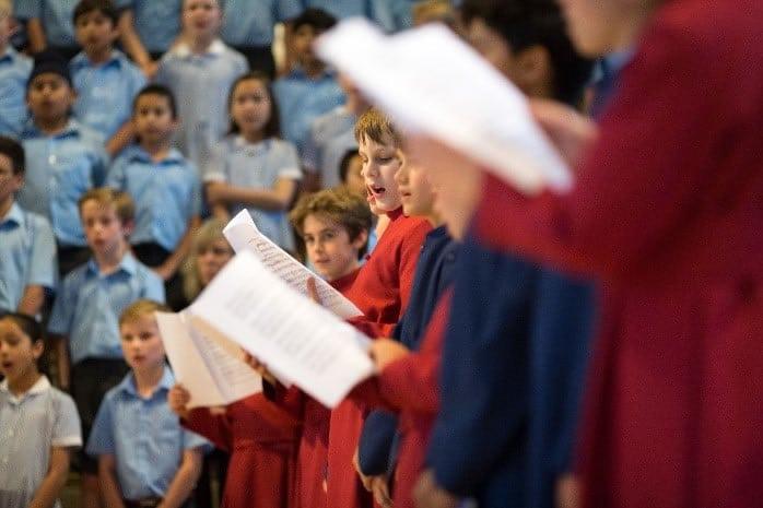 St George's School Gala concert