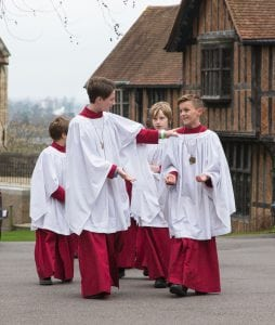 Chorister Bursaries at St George's Chapel - College of St George