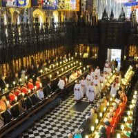 Service in the Chapel Quire - College of St George