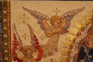 St George's Windsor altar image