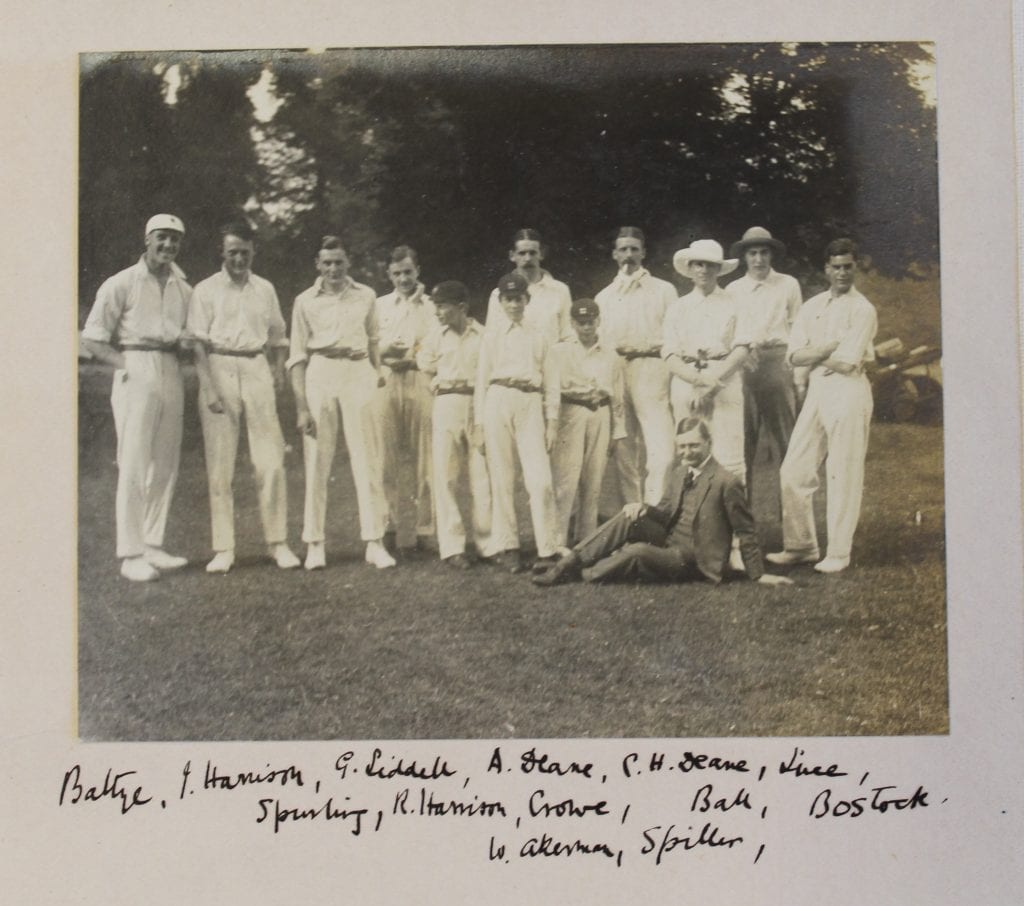 Old Boys' Sports Day at St George's School