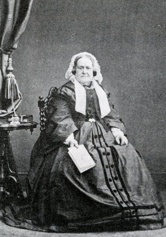 Portrait of Mrs Ann R. Wickenden
